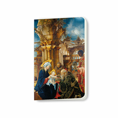 Albrecht Altdorfer - The Adoration of the Magi Small Notebook