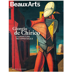 Beaux Arts Special Edition / Giorgio de Chirico. Metaphysical painting