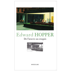 Edward Hopper. From work to sketch