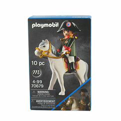 Playmobil Napoleon on his horse