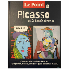 Special edition Le Point - Picasso Comics