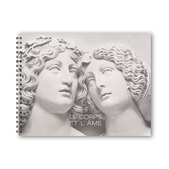 Tullio Lombardo - Bacchus and Ariane Spiral notebook