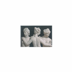 Roman Art - Three Graces Magnet