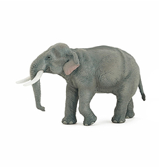 Asian elephant Figurine