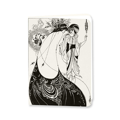 Aubrey Beardsley - The Peacock Skirt Notebook