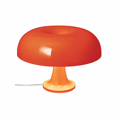 Table Lamp Nessino / Ø 32 cm - Orange - Artemide