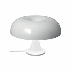 Table Lamp Nessino / Ø 32 cm - White - Artemide