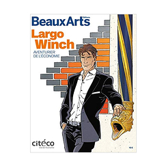 Beaux Arts Special Edition / Largo Winch Adventurer of the economy