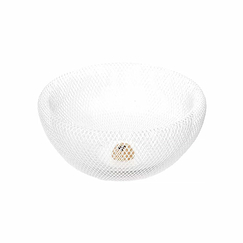 Nest - Bowl 30 cm - White -Fundamental Berlin