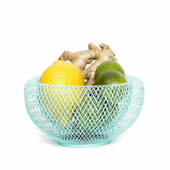Nest - Bowl 20 cm - Mint -Fundamental Berlin
