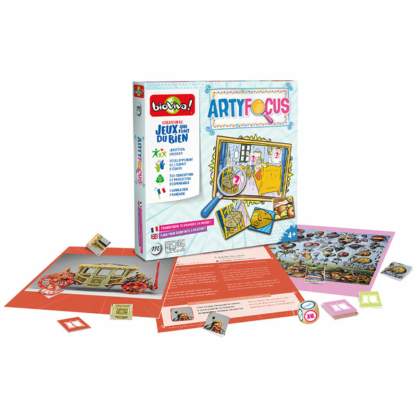 Arty'Focus Game - Bioviva