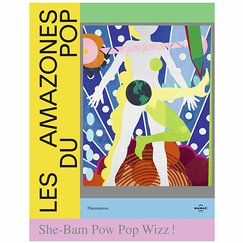 She-Bam Pow POP Wizz ! The Amazons of POP - Exhibition catalogue