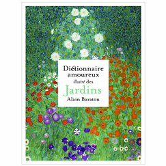Illustrated love dictionary of gardens