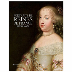 Portraits of French Queens - Exhibition album