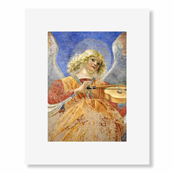 Image Melozzo da Forlì - Angel playing the viol