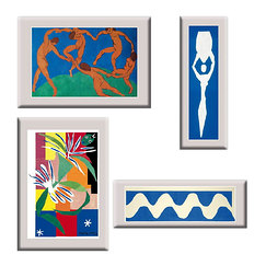 4 Magnets Matisse