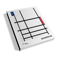 Catalogue de l'exposition Mondrian