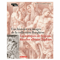 A story in pictures from the Borghese collection - The antiques of Scipio in the Topham albums