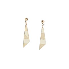 Ivory Pépites Earrings