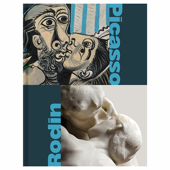 Picasso-Rodin - Catalogue d'exposition