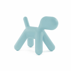 Puppy Dog - Turquoise Model XS