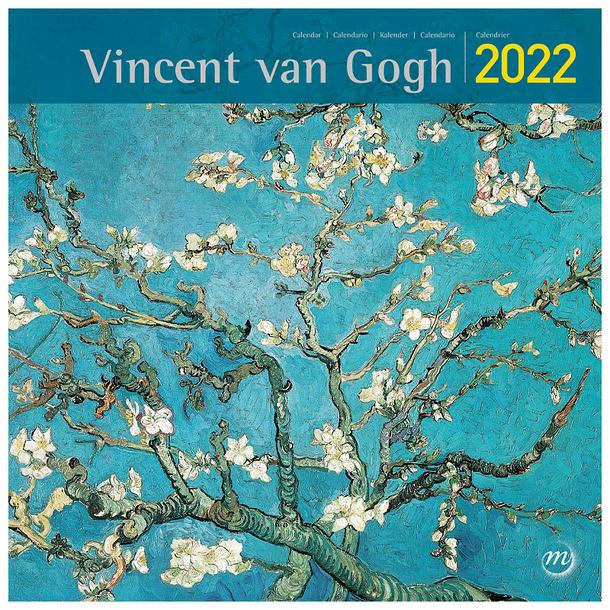 Calendrier 2022 Grand Format Calendrier 2022 Vincent van Gogh   Grand format | Boutiques de Musées