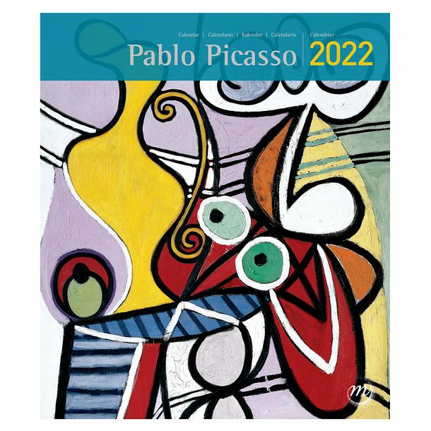 Calendrier 2022 Petit Format Calendrier 2022 Pablo Picasso   Petit format   Boutiques de Musées