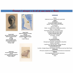Rodin Cut-outs - Exhibition catalogue