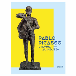 Pablo Picasso - Man with a sheep - Exhibition Catalogue