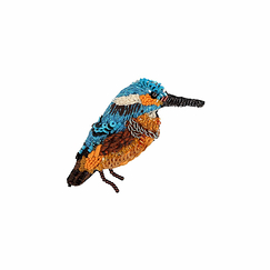 Kingfisher Brooch - Trovelore