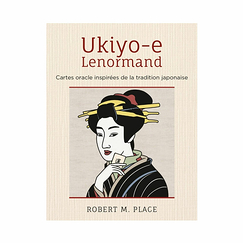 Oracle cards inspired by Japanese tradition - Ukiyo-E - Lenormand