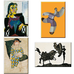 4 Magnets Picasso