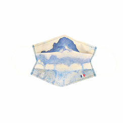 Reusable mask Ferdinand Hodler - Andey Peak