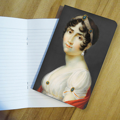 Jacques-Louis Comte Small notebook - Portrait of Josephine