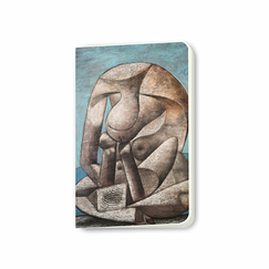 Pablo Picasso - Large Bather With Book Small notebook