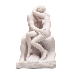 Reproduction miniature Auguste Rodin - Le Baiser