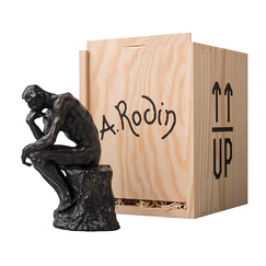 Reproduction miniature Auguste Rodin - Le penseur