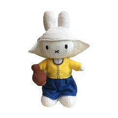 Miffy Plush toy - The Milkmaid - Rijsk Museum