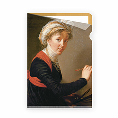 Elisabeth-Louise Vigée Le Brun Clear file - Self-portrait - A4