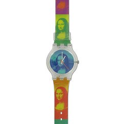 Montre Mona Lisa Pop