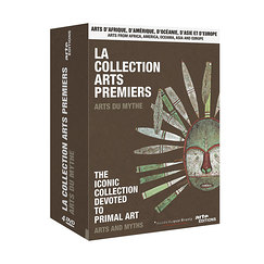 Coffret 4 Dvd La collection Arts Premiers - Arts du mythe