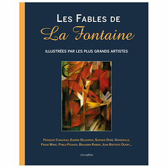 The fables of La Fontaine illustrated by the greatest artists