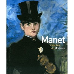 Exhibition catalogue Manet, inventeur du moderne