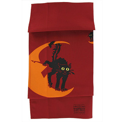 """Black Cat"" Tea Towel"