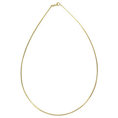 Necklace - Gold plated