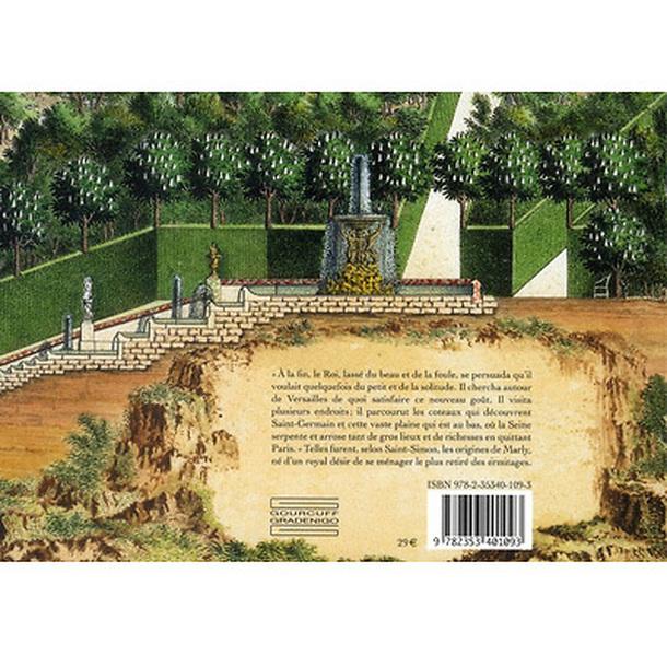Vues des jardins de marly le roi jardinier boutiques de for Jardins de jardiniers