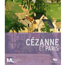 Exhibition catalogue Cézanne and Paris