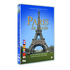 Paris: The Visit Dvd