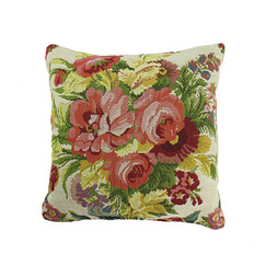 "Cushion tapestry ""Bouquet"""