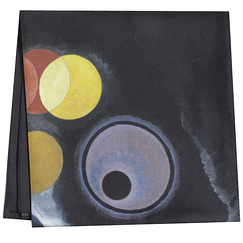 "Kandinsky Square ""Several Circles"""